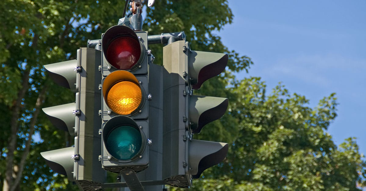 Guide to holiday traffic light system testing